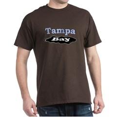 Tampa Bay Oil Spill Dark T-shirt