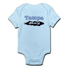 Tampa Bay Oil Spill Infant Bodysuit