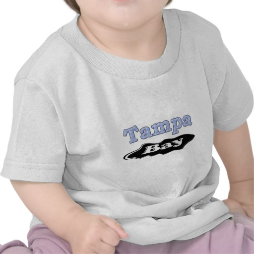 Tampa Bay Oil Spill Infant T-Shirt