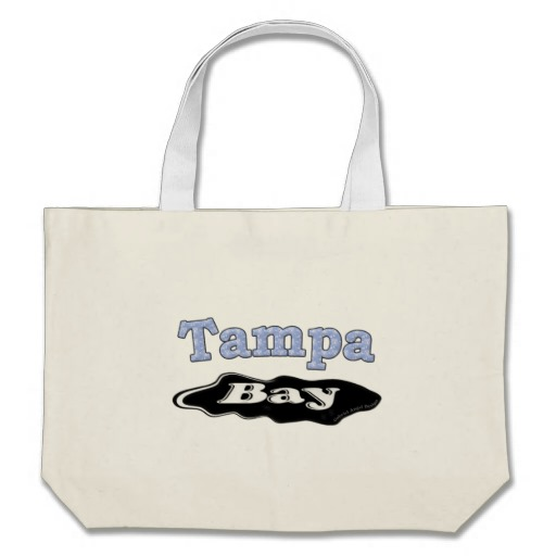 Tampa Bay Oil Spill Jumbo Tote