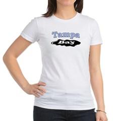 Tampa Bay Oil Spill Junior Jersey T-Shirt