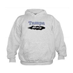 Tampa Bay Oil Spill Kids Sweatshirt by Hanes