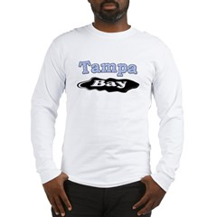 Tampa Bay Oil Spill Long Sleeve T-Shirt