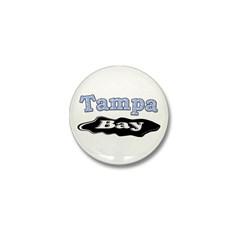 Tampa Bay Oil Spill Mini Button