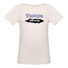 Tampa Bay Oil Spill Organic Baby Tee