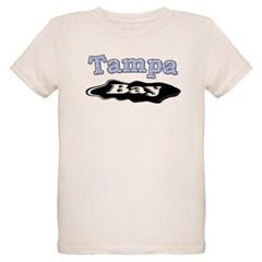 Tampa Bay Oil Spill Organic Kids T-Shirt