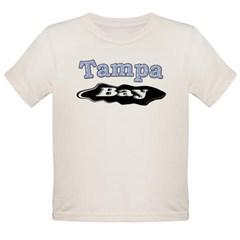 Tampa Bay Oil Spill Organic Toddler T-Shirt