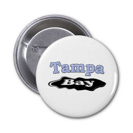Tampa Bay Oil Spill Pins