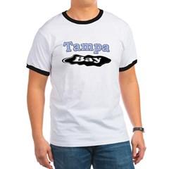 Tampa Bay Oil Spill Ringer T-Shirt