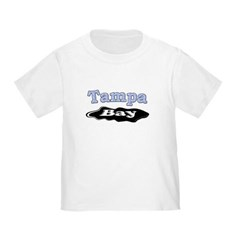 Tampa Bay Oil Spill Toddler T-Shirt