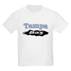 Tampa Bay Oil Spill Youth T-Shirt by Hanes