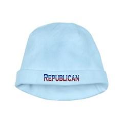 Republican Logo Baby Hat
