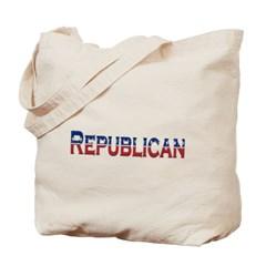 Republican Logo Canvas Tote Bag