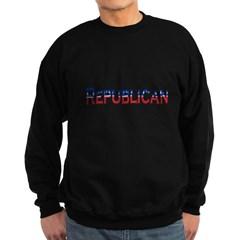 Republican Logo Dark Sweatshirt