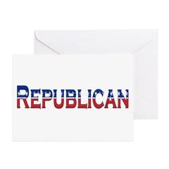 Republican Logo Greeting Cards (Pk of 20)