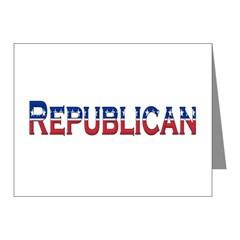 Republican Logo Note Cards (Pk of 10)
