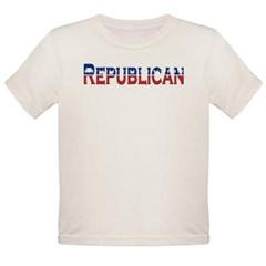 Republican Logo Organic Toddler T-Shirt