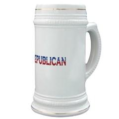 Republican Logo Stein