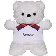 Republican Logo Teddy Bear
