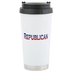 Republican Logo Travel Mug