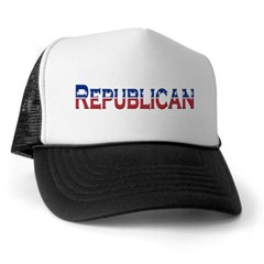 Republican Logo Trucker Hat