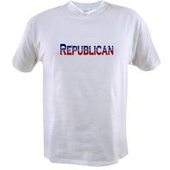 Republican Logo Value T-shirt