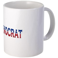 Democrat Logo Coffee Mug