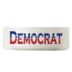 Democrat Logo Large Pet Bowl
