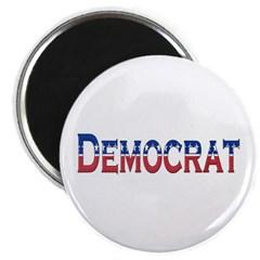 Democrat Logo Magnet