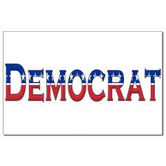 Democrat Logo Small Posters