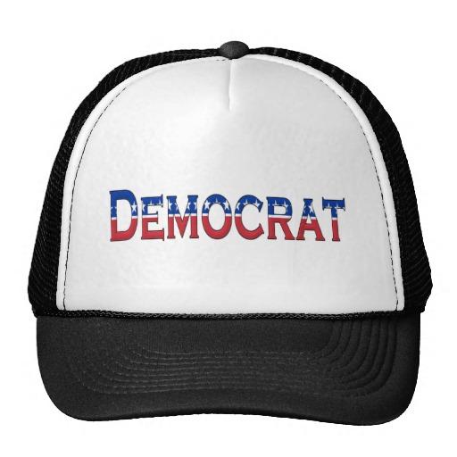 Democrat Logo Trucker Hat