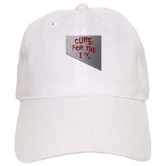 Cure for the 1 percent Baseball Cap
