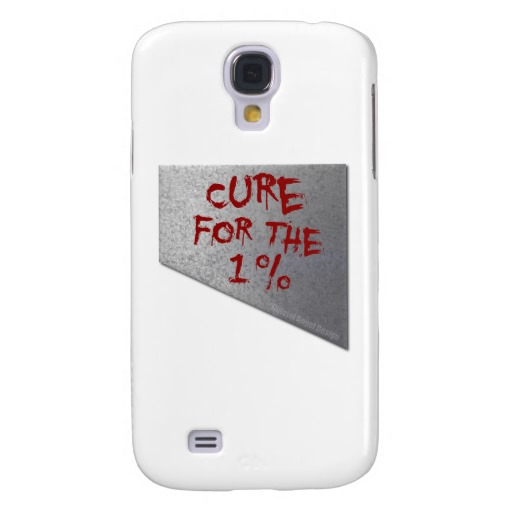 Cure for the 1 percent Case-Mate Barely There Samsung Galaxy S4 Case