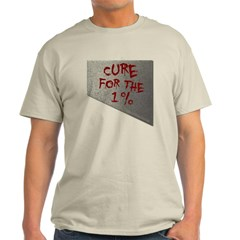 Cure for the 1 percent Classic T-Shirt