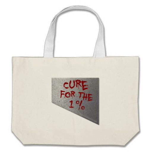 Cure for the 1 percent Jumbo Tote