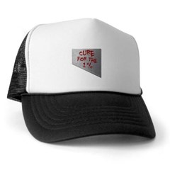 Cure for the 1 percent Trucker Hat