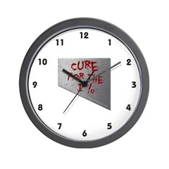 Cure for the 1 percent Wall Clock