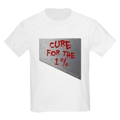 Cure for the 1 percent Youth T-Shirt by Hanes