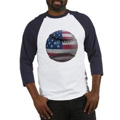 USA Baseball Baseball Jersey T-Shirt