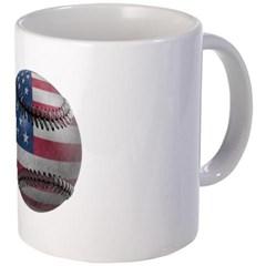 USA Baseball Coffee Mug