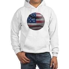 USA Baseball Hooded Sweatshirt
