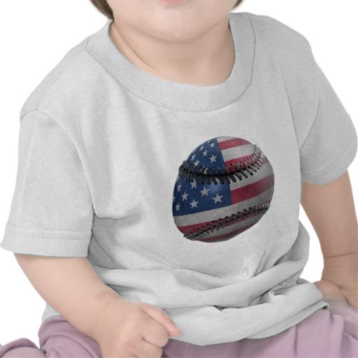 USA Baseball Infant T-Shirt
