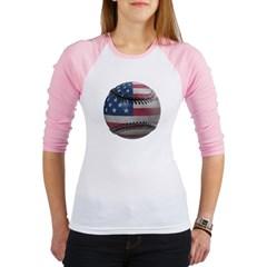 USA Baseball Junior Raglan T-shirt