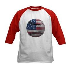USA Baseball Kids Baseball Jersey T-Shirt