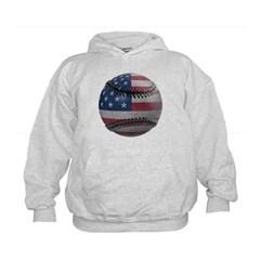 USA Baseball Kids Sweatshirt by Hanes
