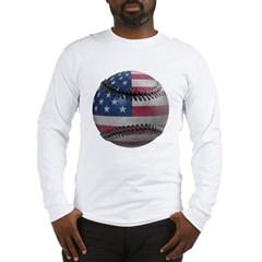USA Baseball Long Sleeve T-Shirt