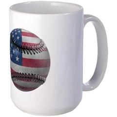 USA Baseball Mug
