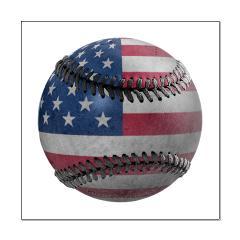 USA Baseball Posters