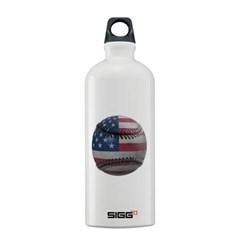 USA Baseball Sigg Water Bottle 0.6L