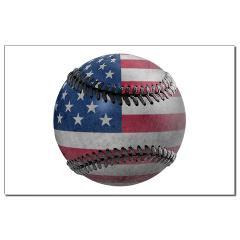 USA Baseball Small Posters
